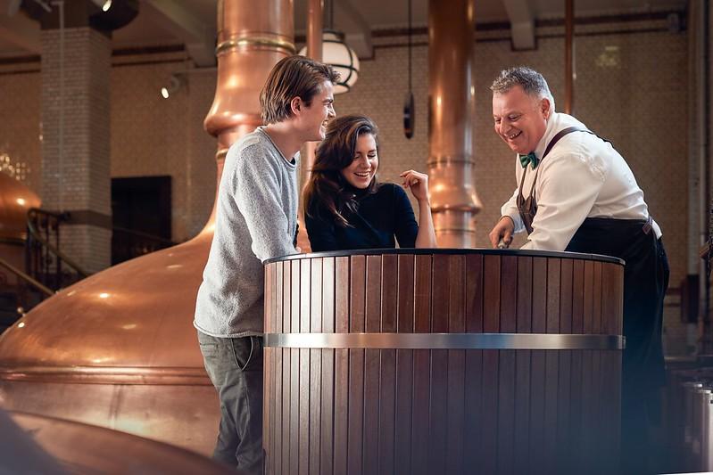 Heineken Experience als personeelsuitje