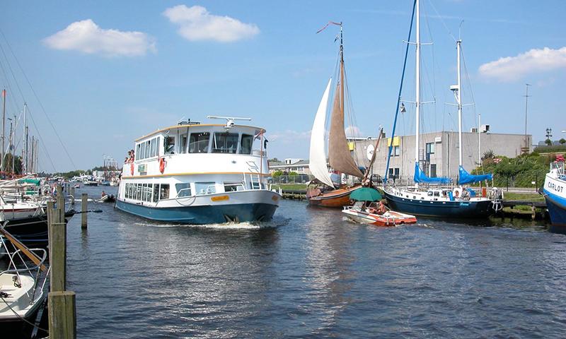 Rondvaart Elburg