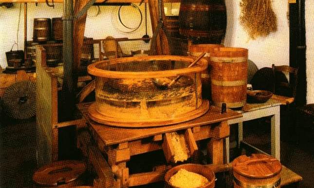 Dagtocht mosterdmakerij
