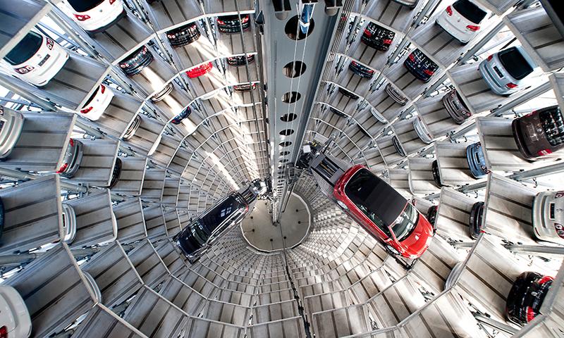 Personeelsreis Autostadt Wolfsburg