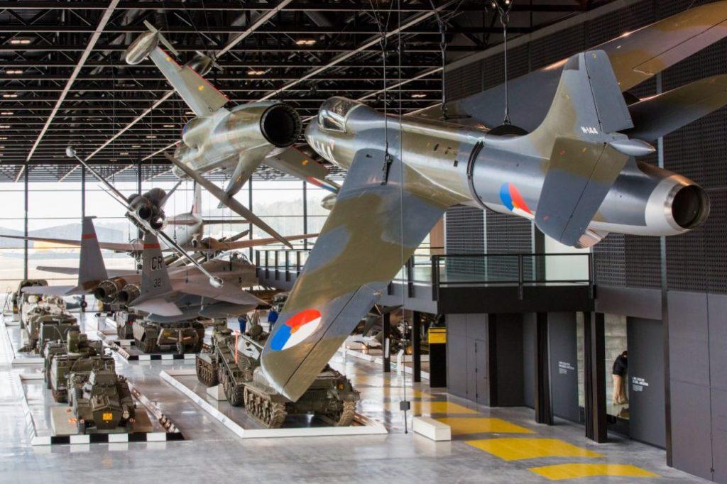 Dagtocht de geheimen van Park Vliegbasis Soesterberg