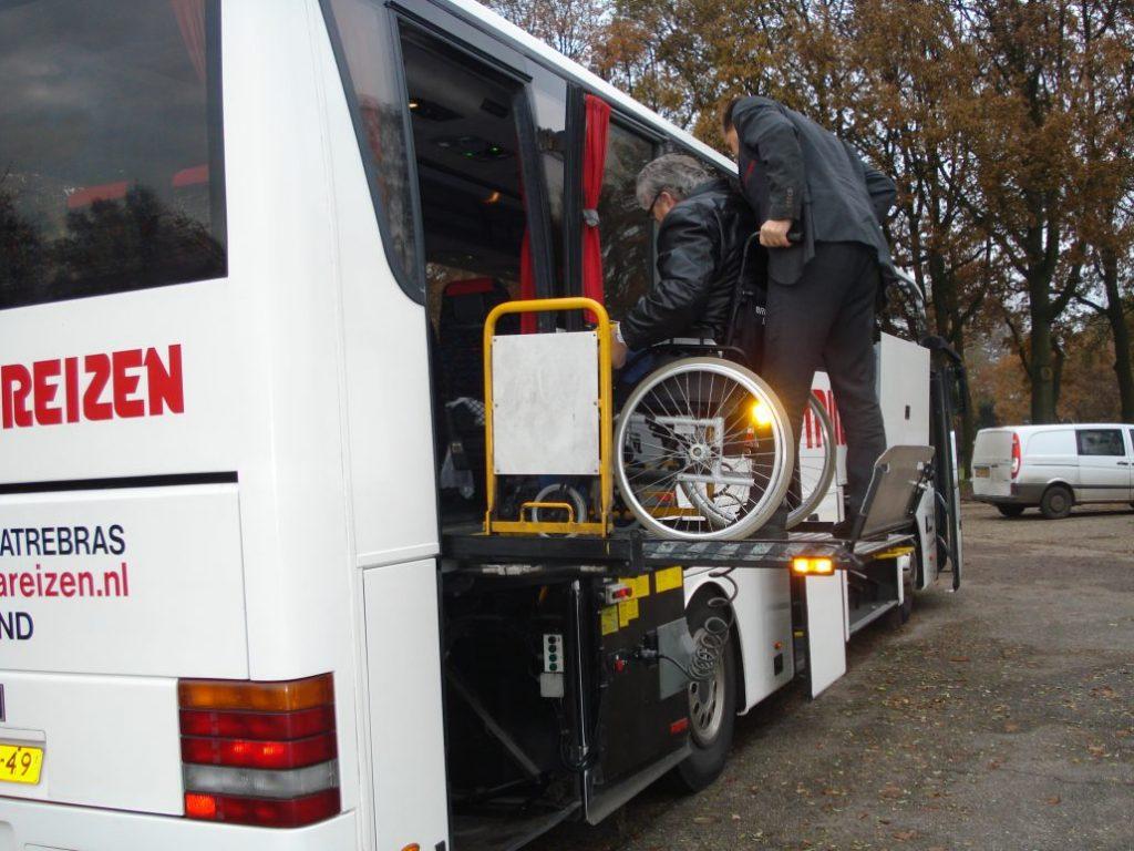 Liftbus huren Groningen