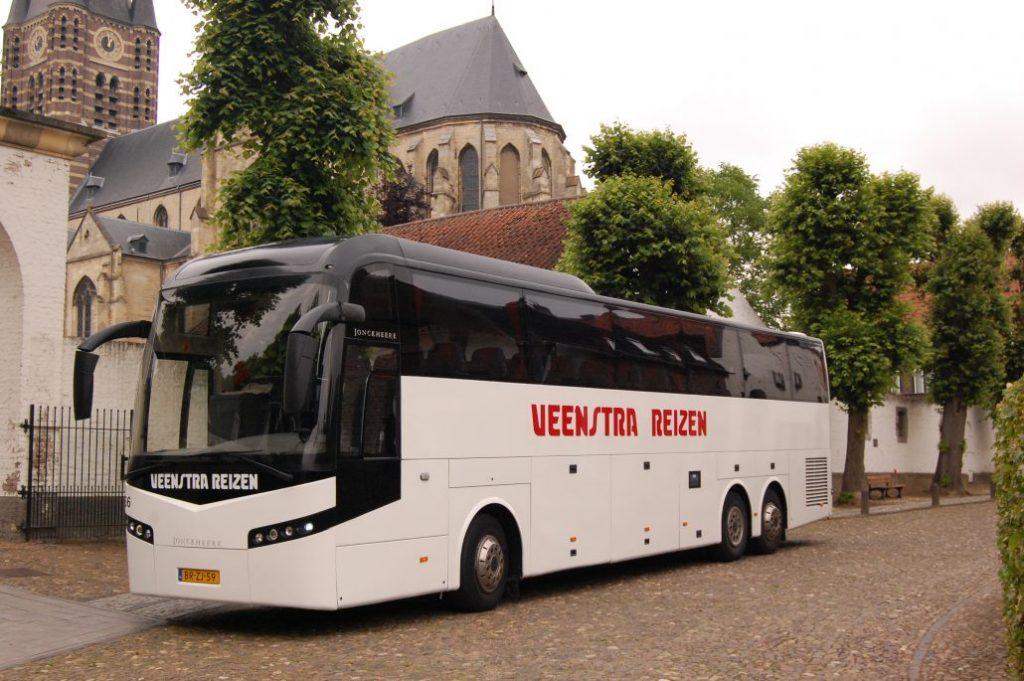 Verlengde bus Veenstra Reizen