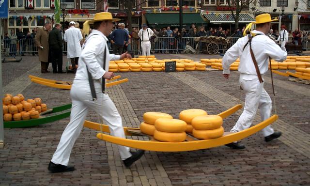 Dagtocht Kaasmarkt Alkmaar