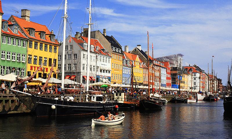 Eilandhoppen Denemarken (6 dagen)