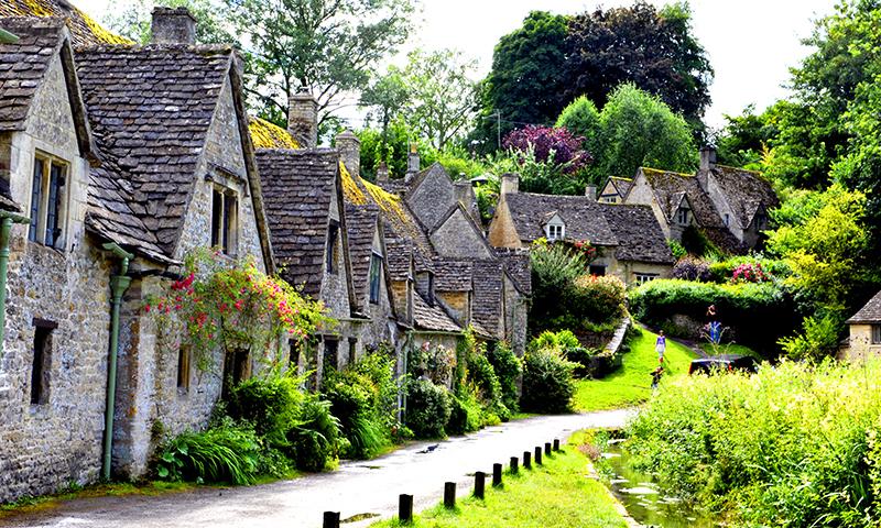 idyllisch-Engeland