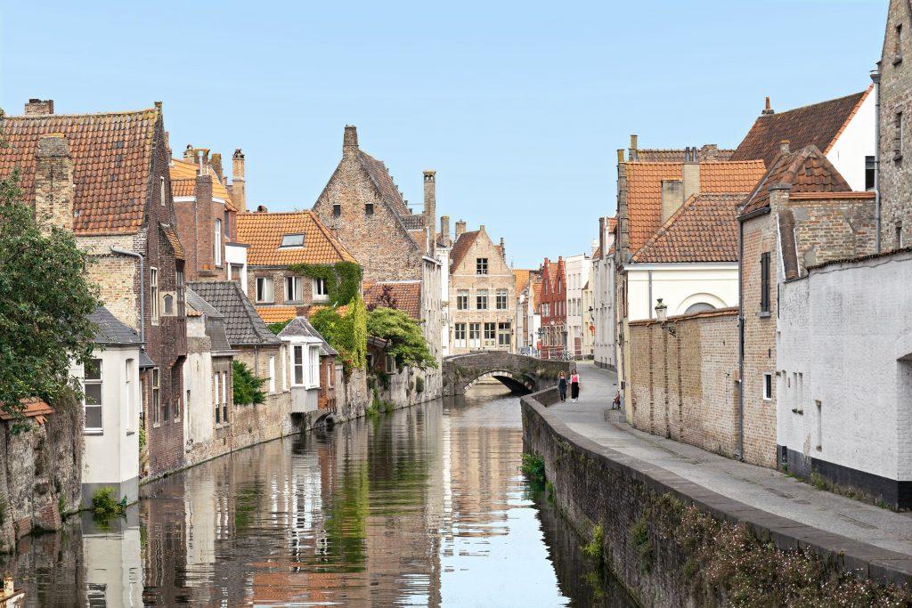 personeelsreis Brugge