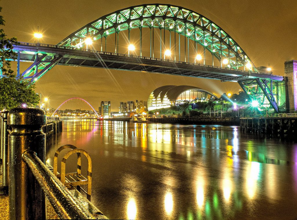 Personeelsreis Newcastle