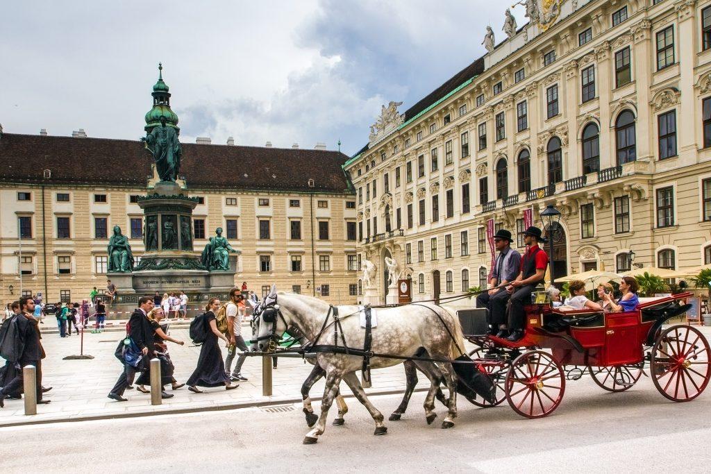 personeelsuitje Wenen