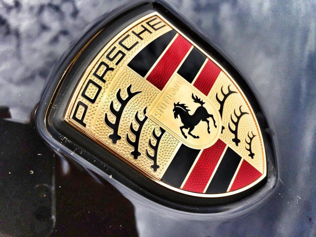 Porsche personeelsreis