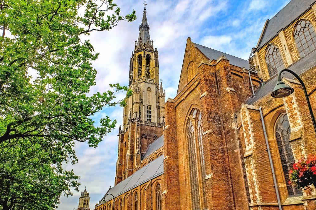 Actief Delft als personeelsuitje