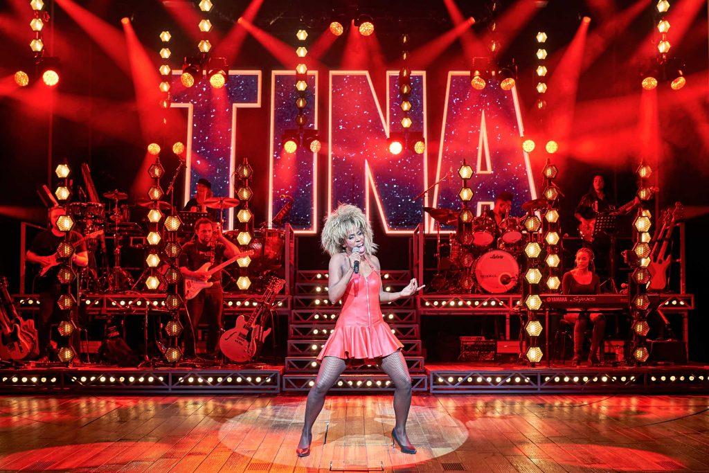 Musical Tina Turner met Veenstra Reizen