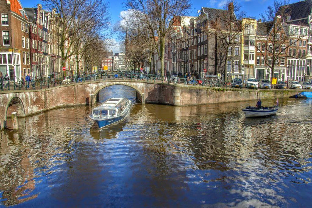 Personeelsuitje Amsterdam & rondvaart door de grachten