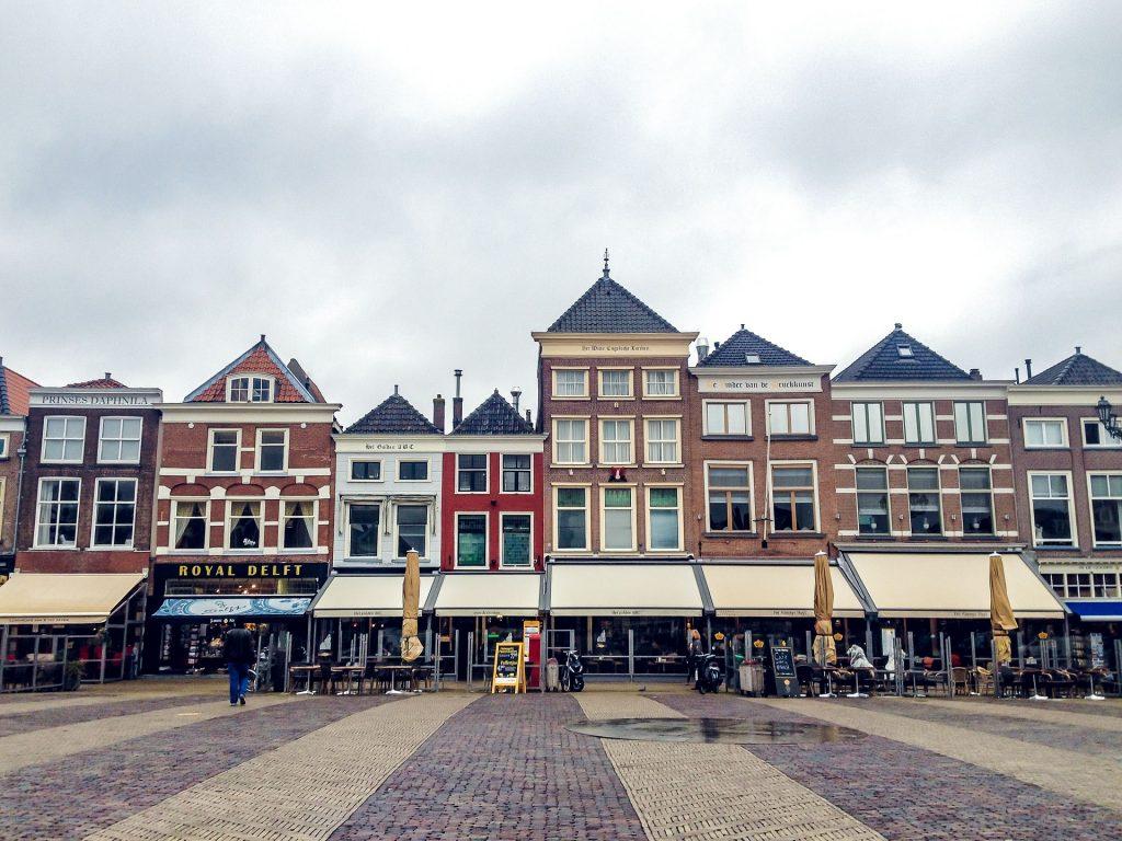 Personeelsuitje actief Delft