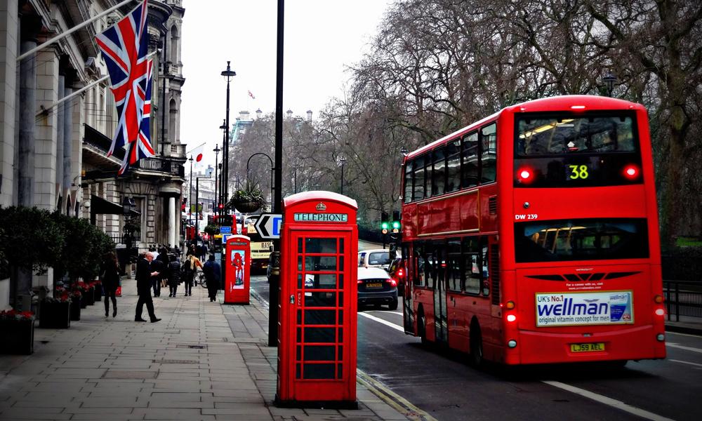 Groepsreis Londen