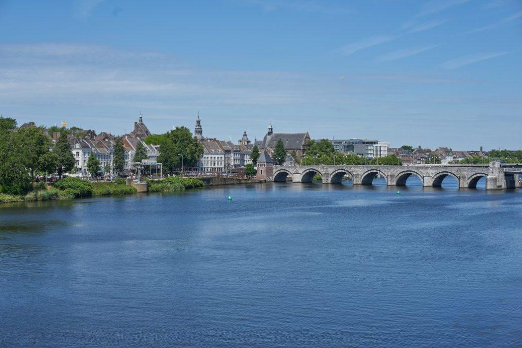 Personeelsreis met de bus naar Maastricht