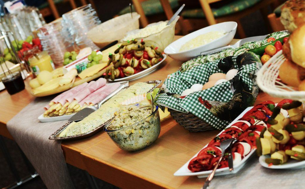 Personeelsuitje buffet met Veenstra Reizen