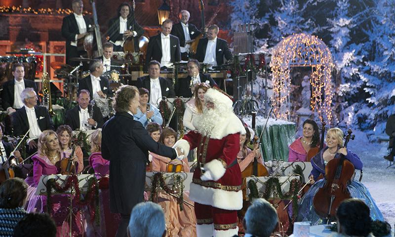 Busreis Kerst Andre Rieu
