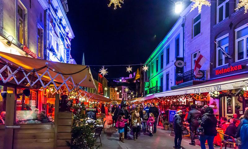 Kerst Valkenburg