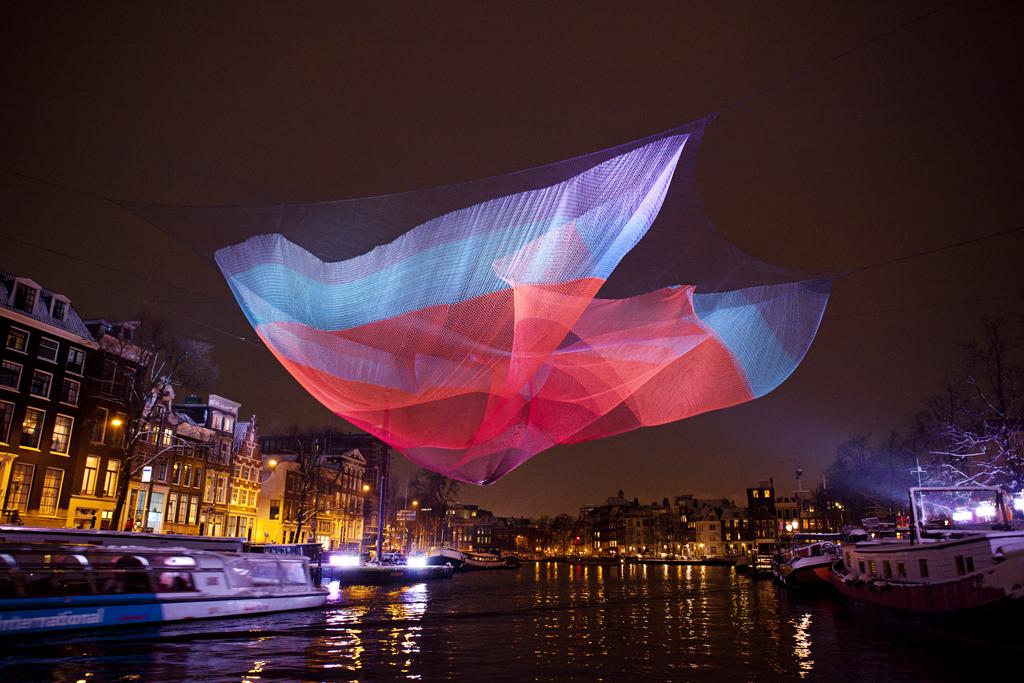 Amsterdam Light Festival dagtocht