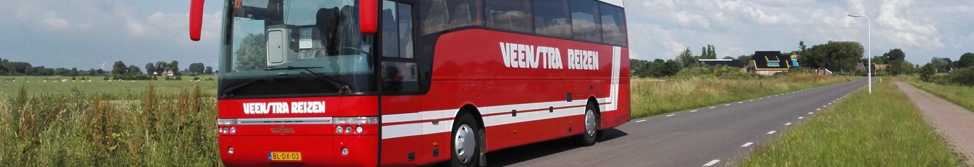 Bus huren Franeker